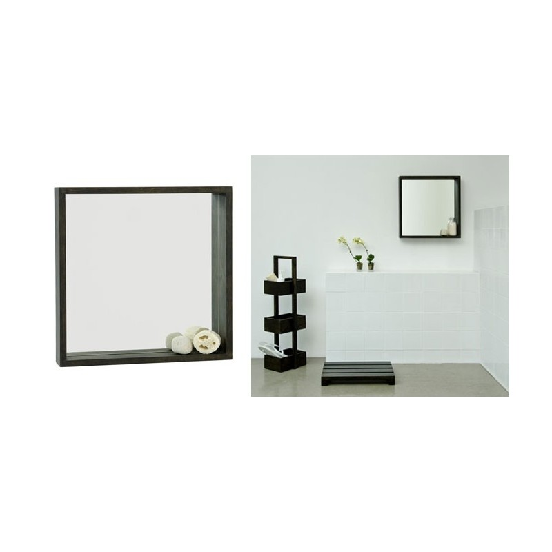 Wirework Mezza Mirror Shelf