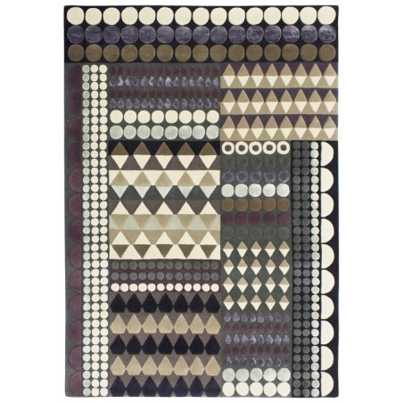 Sherlock Hand-Tufted Wool Rug by Margo Selby 170cm x 240cm