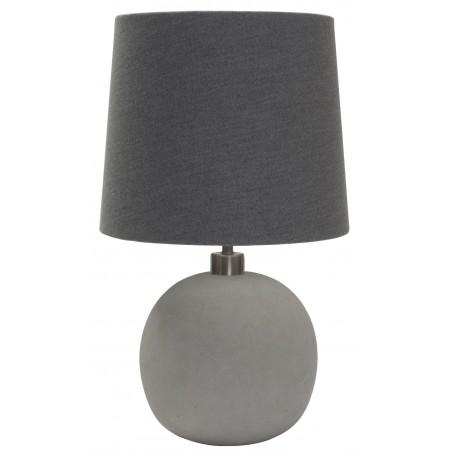 Concrete Cube Table Lamp