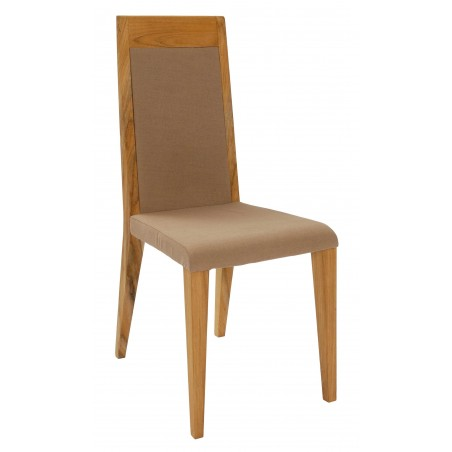 Part Upholstered Dining Chairs
