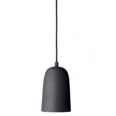 Bloomingville Black Pendant Light with Copper Interior