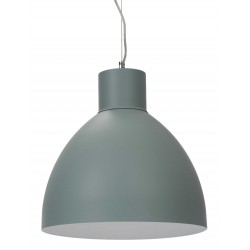 Medium Contrast Hanging Lamp | Blue Grey Stone or White