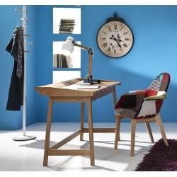 Scrivania PC or Study Oak Desk