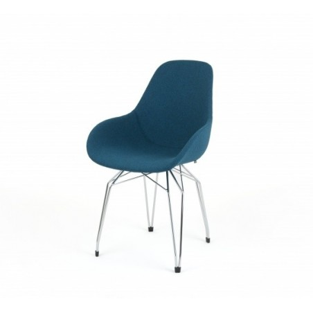 Icon Dimple closed chair by Kubikoff