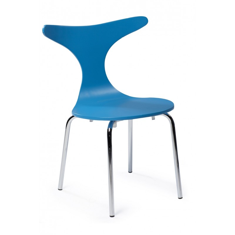 Dolphin Blue Dolphin Child Chair