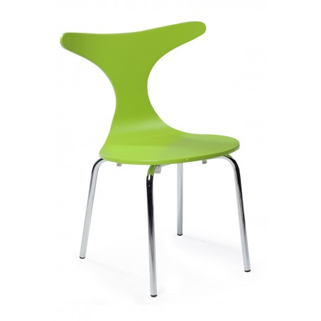 Dan-Form Green Dolphin Child Chair