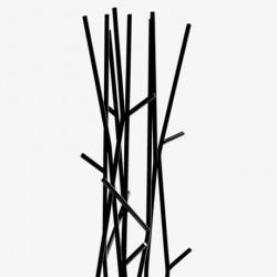 Covo Latva Coat Stand 178cm | Black