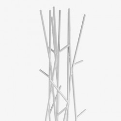 Covo Latva Coat Stand 178cm | White