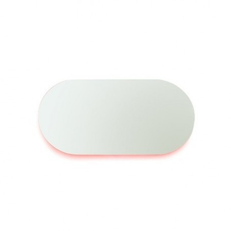 Covo Fluorescent Moonlight Mirror 90cm - Orange
