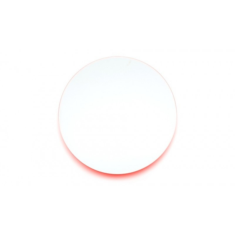 Covo Fluorescent Moonlight Mirror Ø 45 - Orange