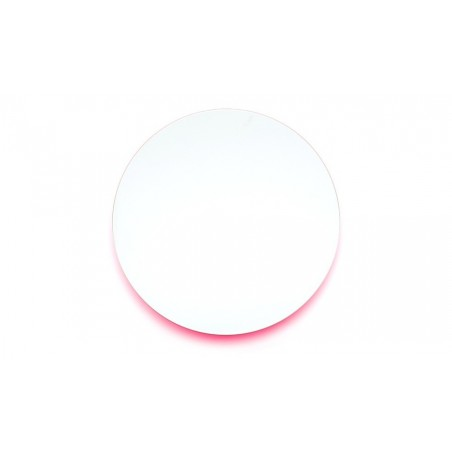 Covo Fluorescent Moonlight Mirror Ø 45 - Pink