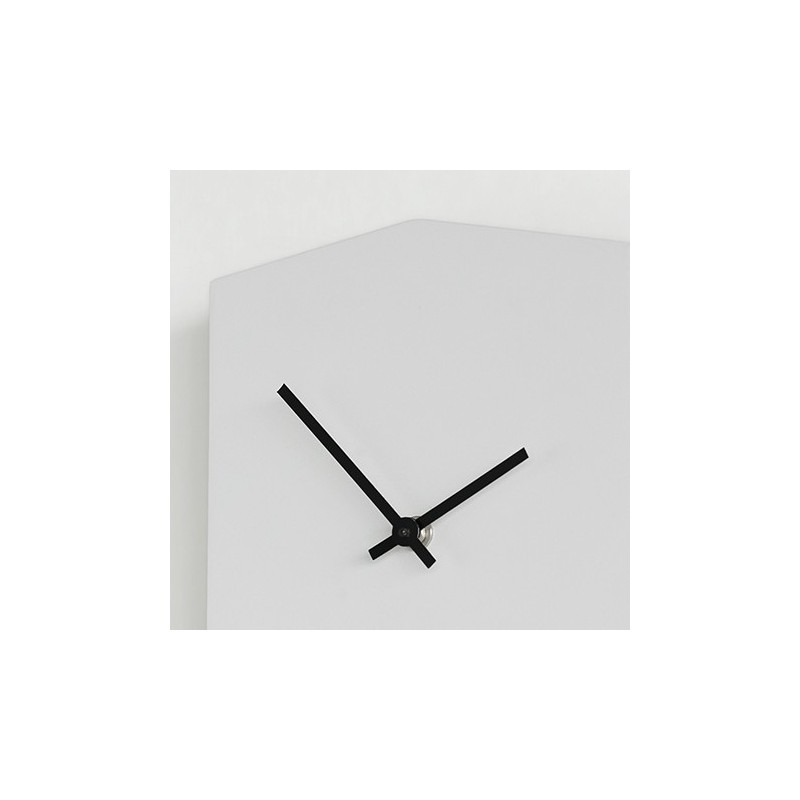 Covo Aika Wall Clock - White