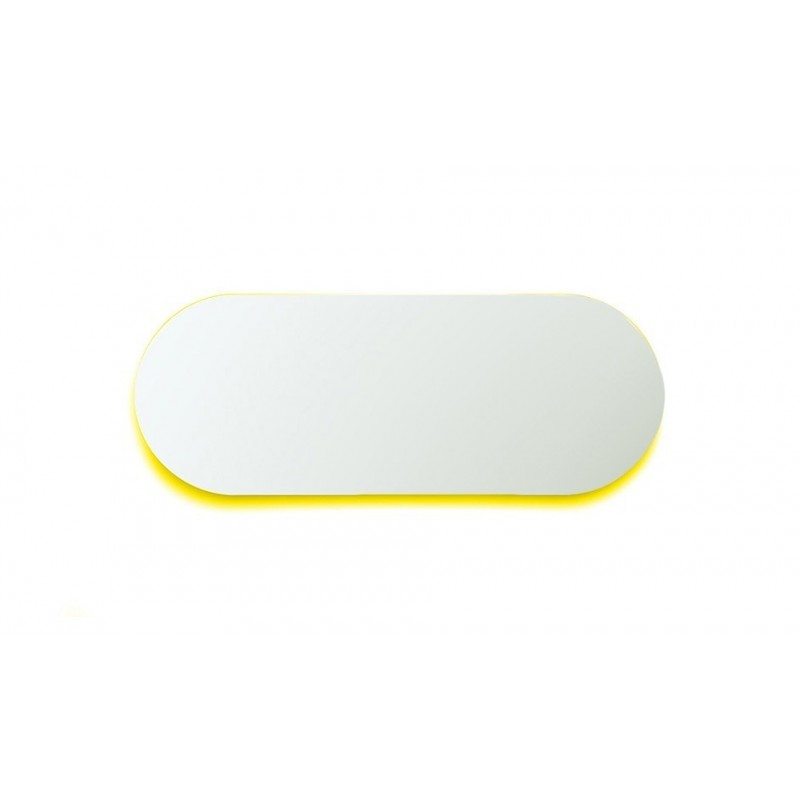 Covo Fluorescent Moonlight Mirror - Yellow