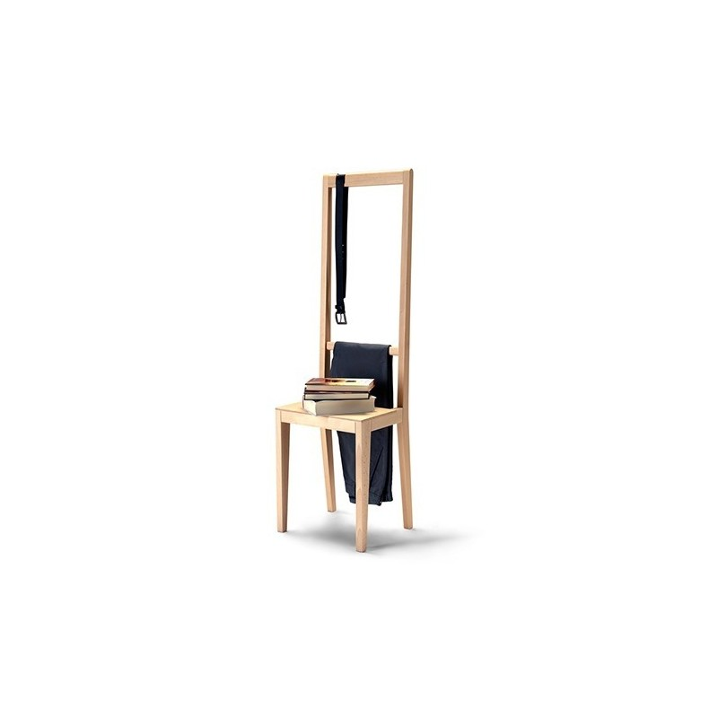 Covo Swiss Designed Alfred Chair - Natural Beech