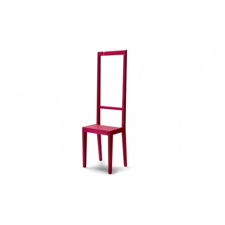 Covo Swiss Designed Alfred Beech Wood Chair - Magenta