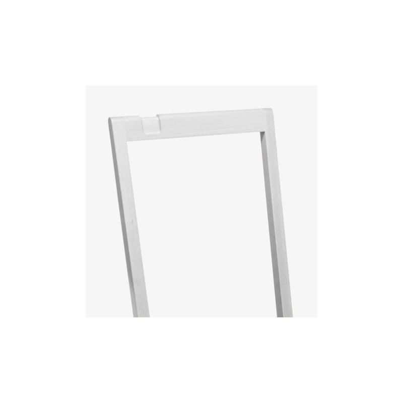 Covo Alfred White Beech Chair - White
