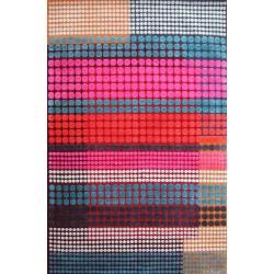 Deva Silk and Wool Rug by Margo Selby | Designer Rugs UK