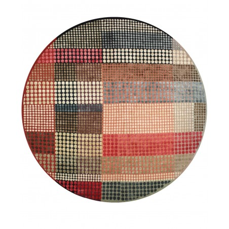 Bourbon Silk and Wool Rug by Margo Selby | Designer Rugs UK