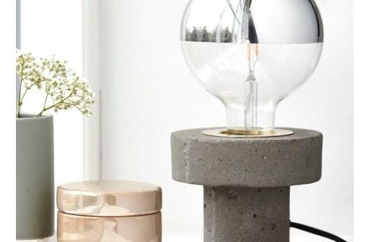 Concrete in the world of interior