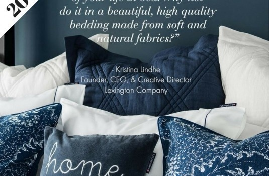 20% Off on the Lexington Company bed linen collection