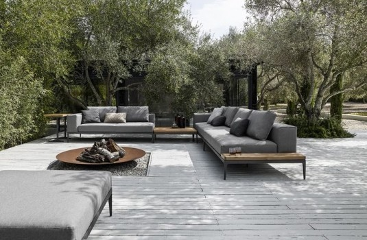"There's a New brand in the ""House"" : Meet the Gloster outdoor furniture!"