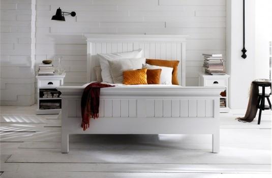 New England Bedroom