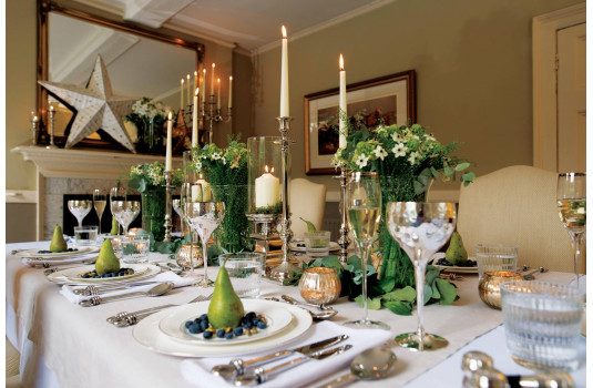Add the British glamour to your dinner table with Culinary Concepts