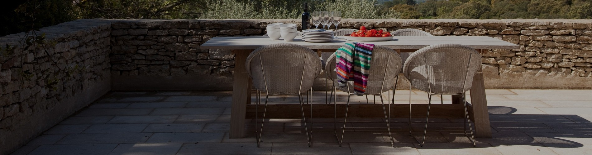 Outdoor Garden Dining Furniture Sets | 4 6 8 Seater Table Chairs