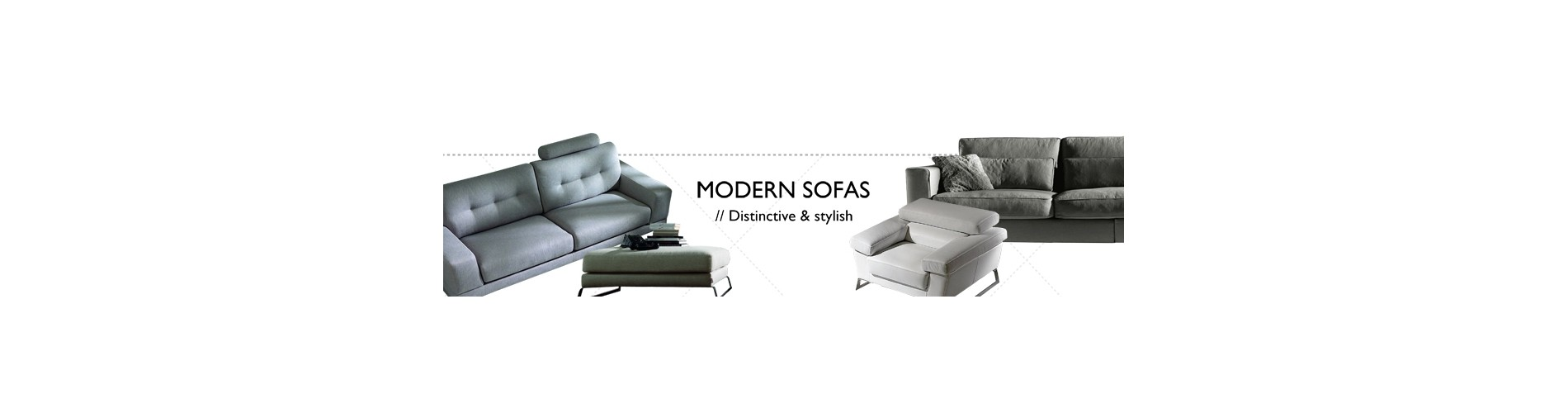 Modern Sofa Sets | 2 3 4 or 5 Seat Sofas with Armchairs & Pouffes