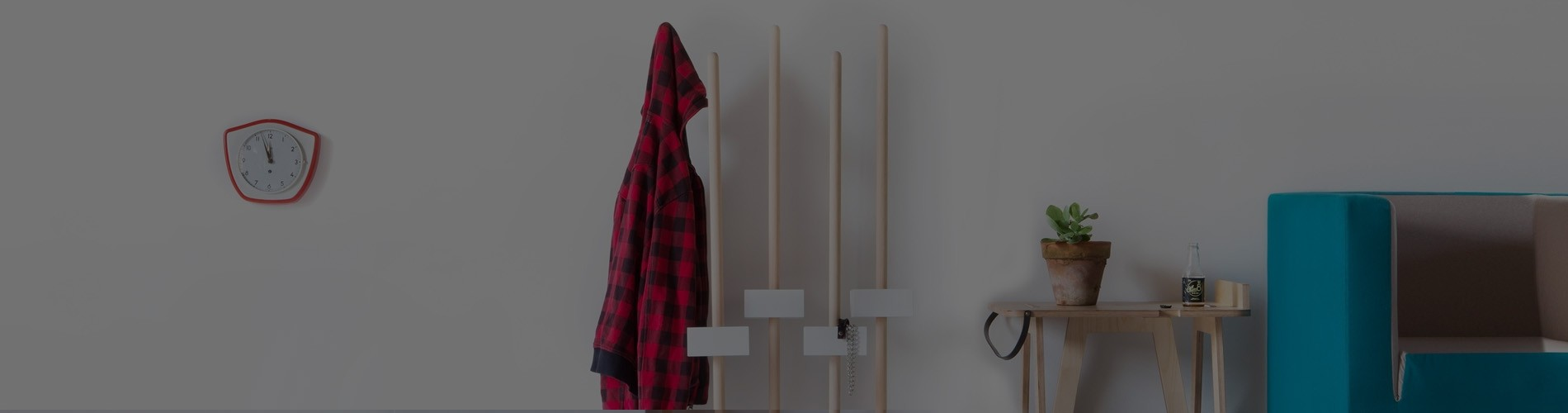 Beautiful coat stands from top designers