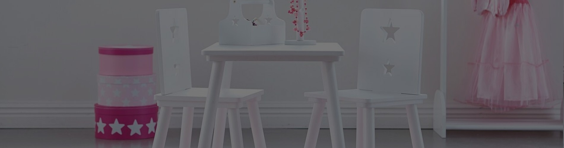 Childrens Tables and Desks